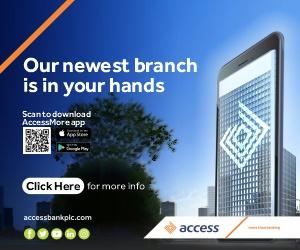 ACCESS BANK RECT AD