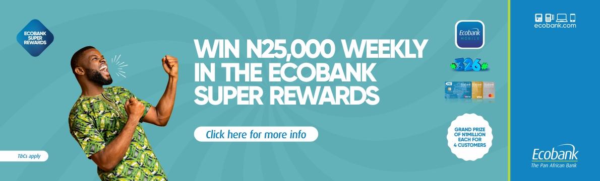 ECOBANK SUPER REWARDS LARGE